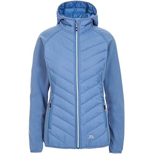 Trespass Damen Hooded Fleece-Jacke, Dnb, XS-Small