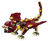 Immagine 2 lego 31073 creator creature mitiche