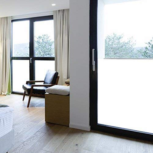 Solar Screen 5,91€/m² Milchglasfolie Sichtschutzfolie MATT Opal 152cm Breite Laufmeterware Fensterfolie Selbstklebend Folie Dekofolie Milchglas