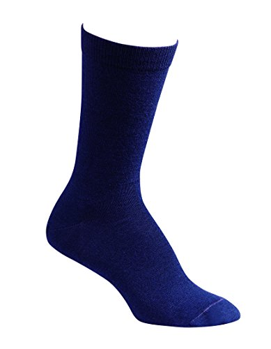 Fox Damen Socken River Basic Crew - Blau - Large