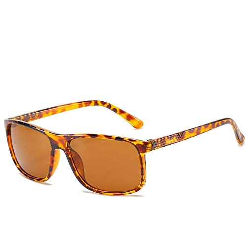 Gafas de Sol Gafas De Sol De Diseñador De Lujo para Hombres, Gafas Retro Vintage, Montura De Pc, Anteojos, Gafas De Moda para Hombre, 2