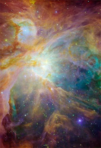 New Horizon Aviation, LLC NASA Orion Nebula Hi Gloss Poster Fine Art Print