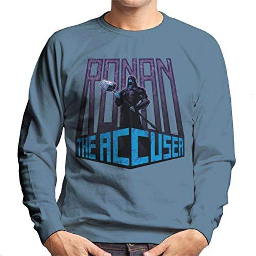Marvel Guardians of The Galaxy Ronan The Accuser heren sweatshirt