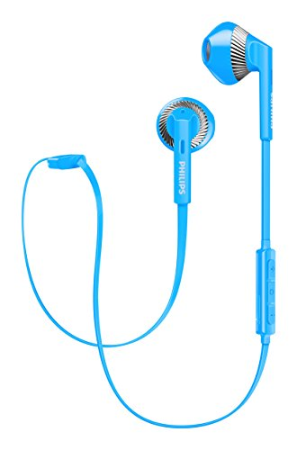 Philips SHB5250 - Bluetooth Earphones Blue