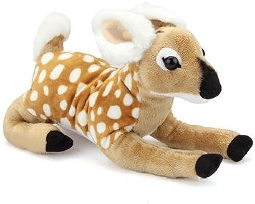 bienvenido a elegir blancotailed Deer Fawn Wildlife Artists Stuffed Deer by Wildlife Wildlife Wildlife Artists  envio rapido a ti