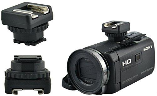 Camcorder Zubehör Adapter passend für den neuen Sony Multi Interface Shoe