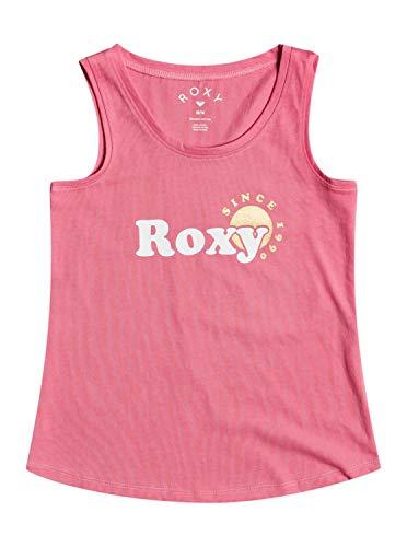 Roxy - Camiseta orgánica sin Mangas para Niña