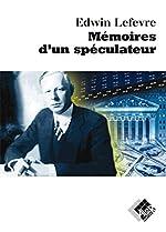 Mémoires d'un spéculateur d'Edwin Lefèvre