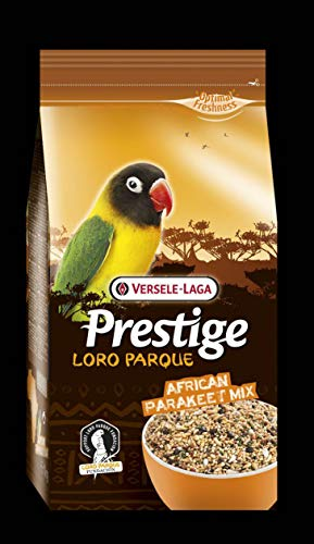 Versele-laga agapornis africanos Loro Parque Mix 1 kg