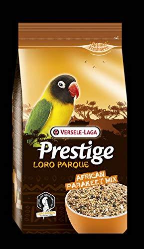 Versele-laga agapornis africanos Loro Parque Mix 1 kg (Pack 2 Unidades Total 2 Kilos) ⭐
