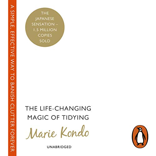 The Life-Changing Magic of Tidying audiobook cover art