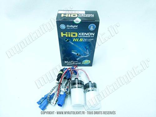 2 ampoules Xénon H7-6000K - 35W Super Bright +50% - Fast Start
