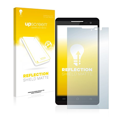 upscreen Entspiegelungs-Schutzfolie kompatibel mit Jiayu F2 – Anti-Reflex Bildschirmschutz-Folie Matt