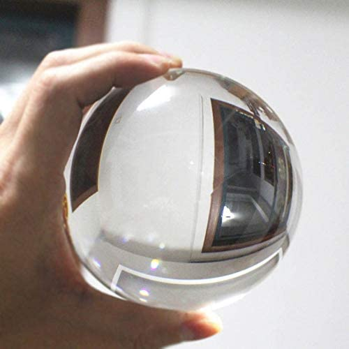 dhcsf Crystal Ball Fortune Telling Tulsa Mall 30 Glass 50mm Clear 40 Crysta Max 53% OFF