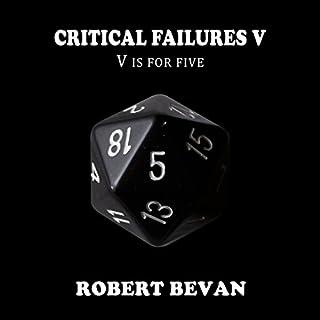 Critical Failures V audiobook cover art