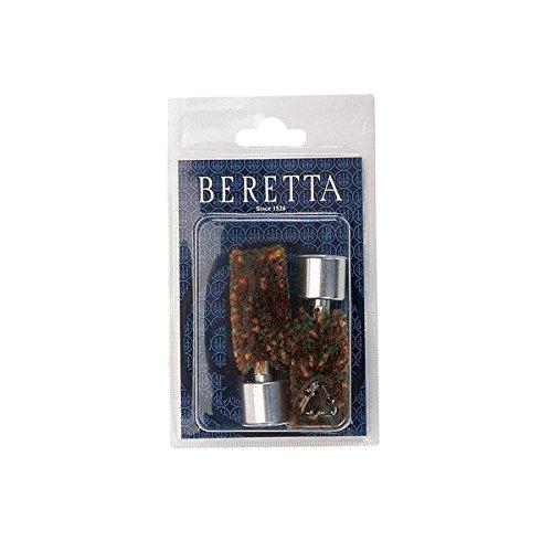 Beretta Deluxe Tasche, Messing vernickelt, 12