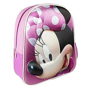 41tjKUkHTbL. SS300  - Minnie Mouse CD-21-2107 2018 Mochila Infantil, 40 cm, Multicolor