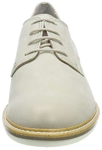 Tamaris Damen Oxfords, Beige (Ivory) - 2