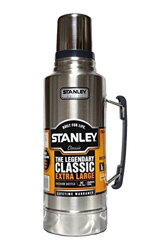 Stanley スタンレー 真空断熱ボトル 1.89L シルバー ステンレス製