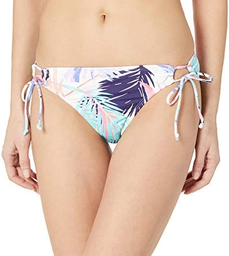 Hobie Junior s Strappy Side Hipster Bikini Swimsuit Bottom Multi in The Mix M product image
