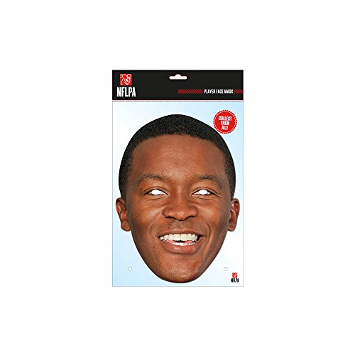 Demaryius Thomas Mask, Mask-arade Face Card Mask, Character Fancy Dress
