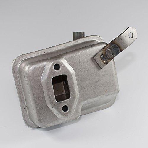 Active silenciador para desbrozadora 4,5 5-020101 5. /