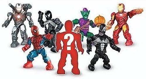 mejor servicio Mega Bloks Marvel Marvel Marvel Figure Foil Pack by Mega  tiendas minoristas