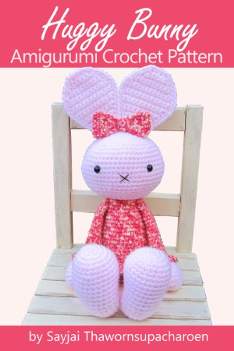 Amazon.com: Amigurumi Pattern for a Bee, Ladybug and Flowers (Easy ... | 500x333