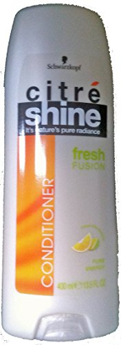 Citre Shine Fresh Fusion Pure Energy Conditioner for Colored or Permed Hair - 13.5 OZ