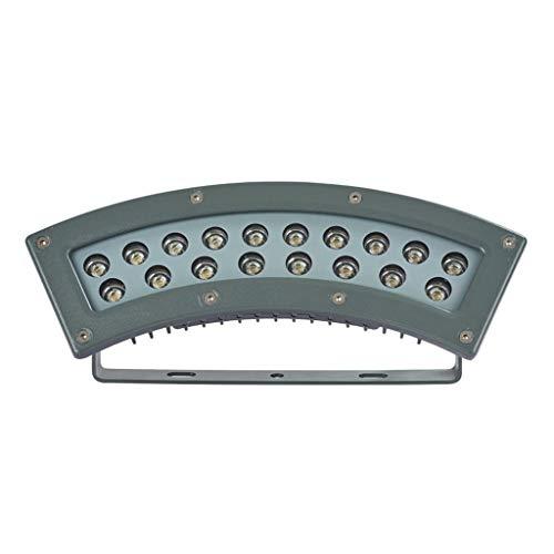 Outdoor LED-schijnwerper, kluis waterdichte schijnwerper voor gazon, boom-wand-hug-lampen White Light