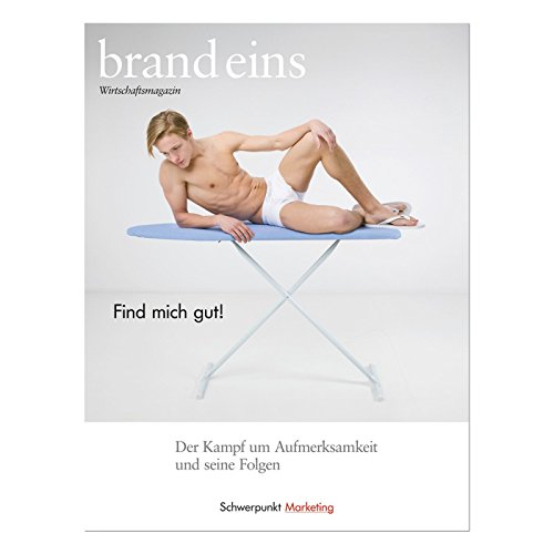 brand eins audio: Marketing audiobook cover art