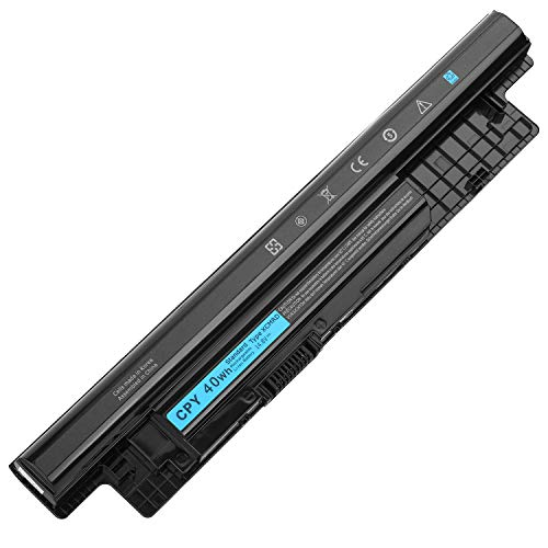 CPY 14.8V 40WH XCMRD Battery for Dell Inspiron 14 15 17 14-3421 15-3521 17-3721 5421 3537 5521 5537 3721 5721 2421 2521 14R 15R 17R Series PVJ7J 49VTP YGMTN 8TT5W 9K1VP XRDW2 V1YJ7