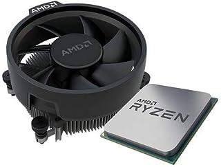 AMD Ryzen 3 3300x 4コア 8スレッド アンロック デスクトッププロセッサ(トレイ) Wraith Stealth クーラー付き