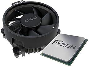 AMD Ryzen 5 3600 6-Core, 12-Thread Unlocked Desktop Processor(Tray) with Wraith Stealth Cooler