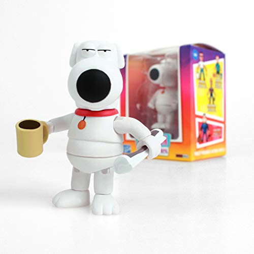 The Loyal Subjects Fox Animation Brian Griffin (Family Guy) Original Action Vinyl