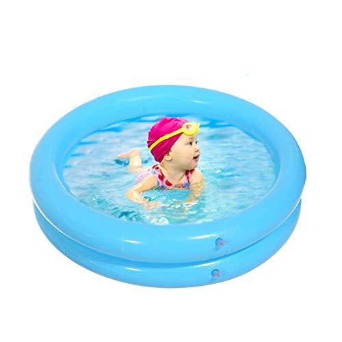 Farmer-W Opblaasbare badkuip voor kinderen, voor het wassen, zwembad, voor kinderen, rechthoekig