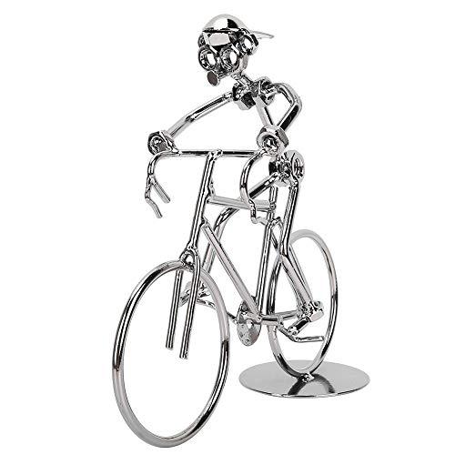 Hilitand Modelo de Bicicleta en Miniatura de Hierro de la Vendimia Modelo...