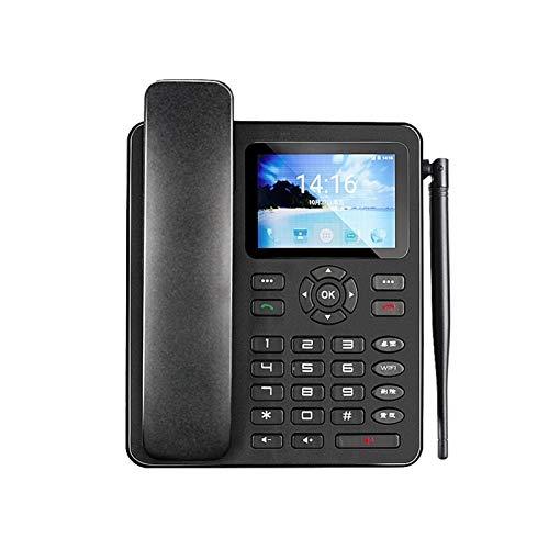 Teléfono Fijo estándar con Cable 2020 Nuevo Smart 4G LTE Wireless Landline Teléfono Android SO Internacional gsm/WCDMA/LTE TELÉFONO DE Oficina