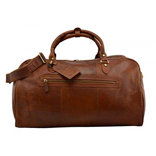 Dream Leather Bags Made in Italy toskanische echte Ledertaschen 464-2