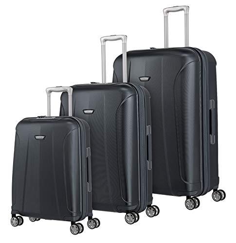 ELBE van Travelite: lichte, duurzame en tijdloze rollers met harde schaal plus beautycase.