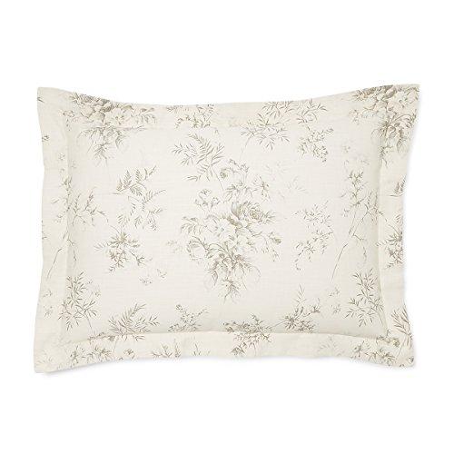 Ralph Lauren Standard Sham Hoxton Collection Ainslie 100% Cotton