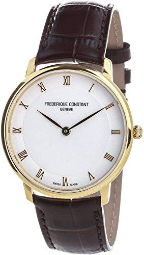 Frederique Constant Orologio al Quarzo Man Slimline 38.4 mm