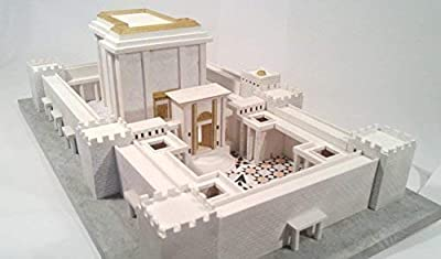 Jerusalem Second Temple Model Kit (Do-it-Yourself) - Beit HaMikdash from