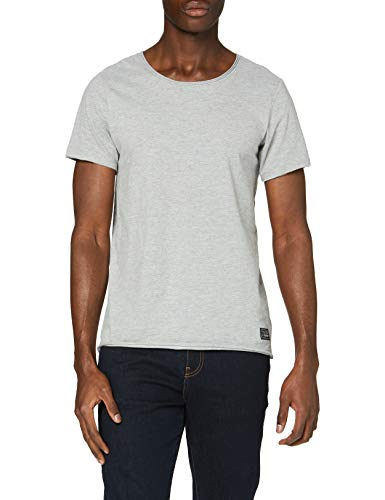 Q/S designed by - s.Oliver Herren 520.12.005.12.130.2036819 T-Shirt, 9400 Grey Melange, M