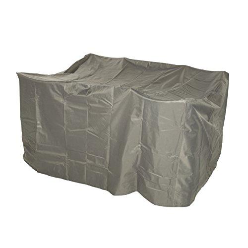 Wholesaler GmbH Schutzhülle Abdeckung für Sitzgruppe Barcelona 6 Stühle + Tisch Schutzplane Regenschutz Hülle