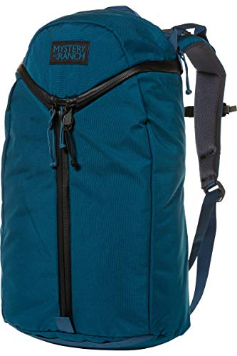 MYSTERY RANCH Urban Assault 21 Backpack - Inspired by Military Rucksacks, Aegean Blue, 21L