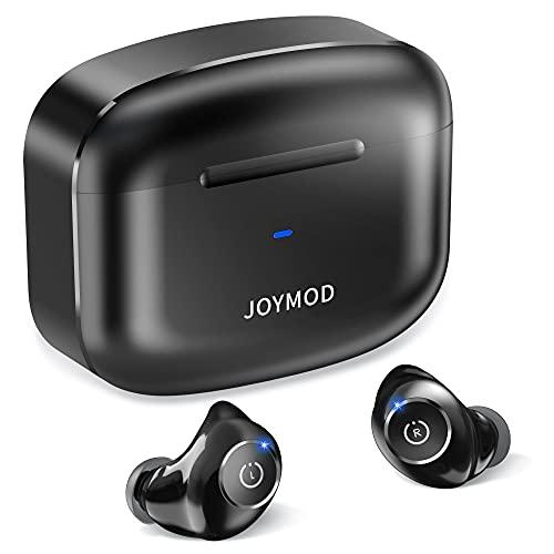 【2021革新的デザイン 】Bluetooth イヤホン ワイヤレスイヤホン ブルートゥース イヤホン 立体HIFI音質 ノイズキャンセリング性能 AACコーデック対応 最新Bluetooth5.0+EDR搭載 最大36時間利用可能 自動ペアリング 瞬時接続 快適な装着感 Type-C充電対応 マイク内蔵 両耳 左右分離型 IPX7防水 Siri対応 ハンズフリー通話 PSE/技適認証済 ブルートゥース 会議/テレワーク/通勤通学/ランニング/運転