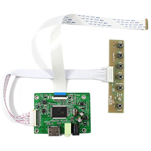HDMI Input Controller Board Kit LCD Driver Board For 11.6'' 13.3'' 14'' 15.6'' 1920x1080 30Pins eDP LCD Screen