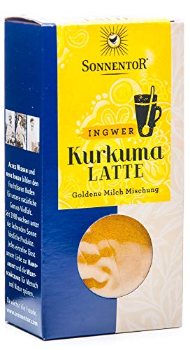 Sonnentor Bio Kurkuma-Latte Ingwer, 60 g