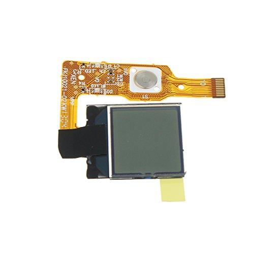 MASUNN Frontal LCD Pantalla De Montaje para Gopro Hero 3 Reparación Pieza Reemplazo Negro